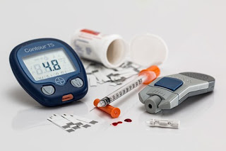 Diabetes-Health Risks of Overweight and obesity
