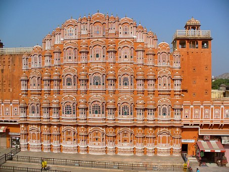 Palace of winds, Rajasthan (India)