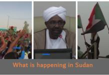 sudan crises