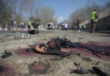 ISIS Claimed the Responsibility for Bombing at Kabul Wedding