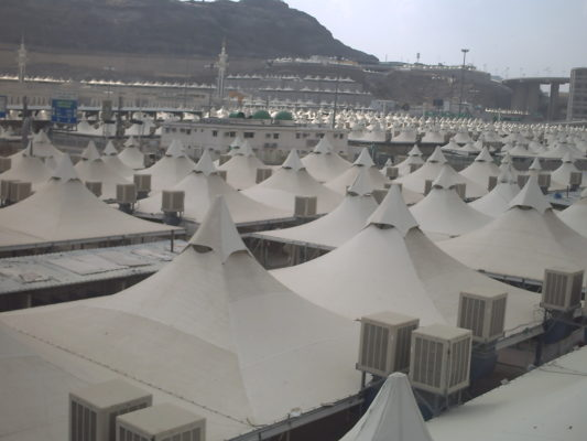 Hajj Sermon Delivers the Message of Kindness to the Umaah