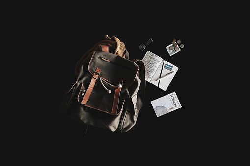 Documents Needed for Traveling