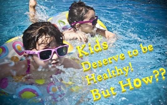 Fun Activities for Children's Good Health