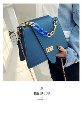 Handbags Trends-Chain Straps
