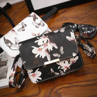 Handbags Trends-Floral Bags